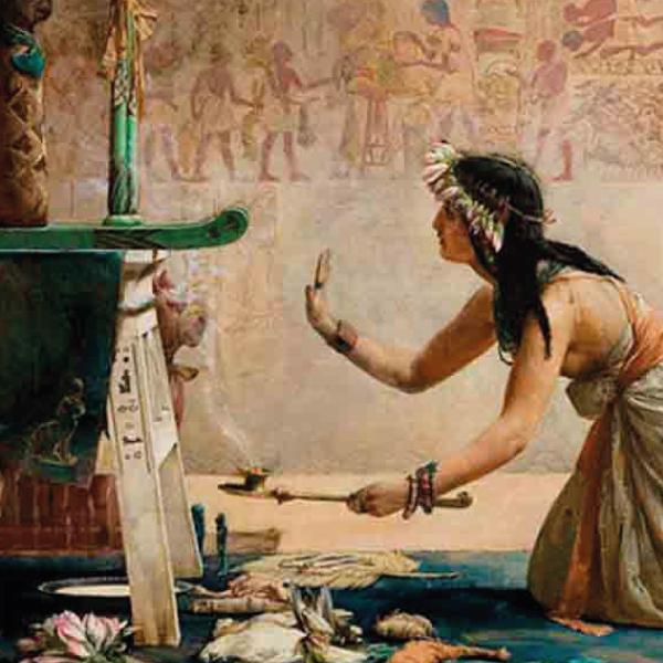 Curso Reina de Egipto